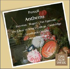 Purcell - Anthems
