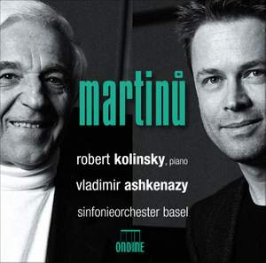 Vladimir Ashkenazy conducts Martinu