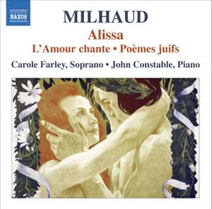 Milhaud - Song-Cycles for Soprano and Piano