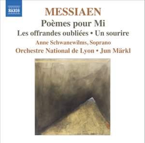 Messiaen - Poèmes pour Mi