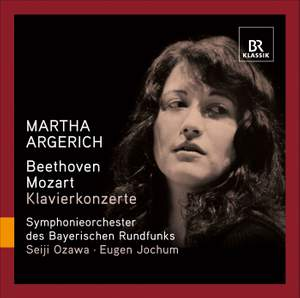 Martha Argerich plays Beethoven & Mozart