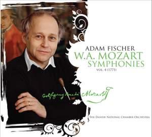 Mozart - Symphonies Volume 4