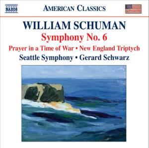 William Schuman - Symphony No. 6