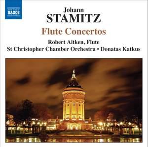Johann Stamitz - Flute Concertos