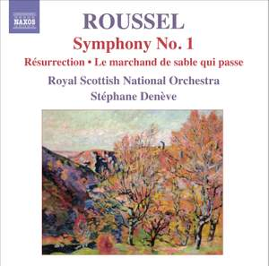 Roussel: Symphony No. 1 Product Image