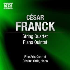 Franck - String Quartet & Piano Quintet
