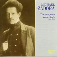 Michael Zadora - The complete Recordings
