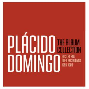Plácido Domingo: The Album Collection Product Image