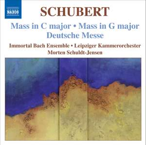 Schubert - Masses in C and G major