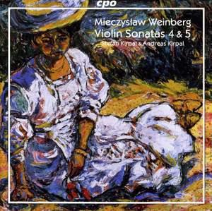 Vainberg - Works for Violin & Piano Volume 1