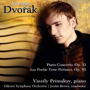 Dvorak - Piano Concerto in G minor