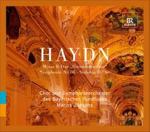 Haydn - Harmony Mass