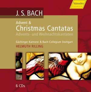 Bach - The Complete Christmas Cantatas
