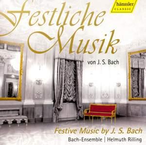 Bach - Festive Music