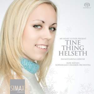 Tine Thing Helseth - My Heart is Ever Present Product Image