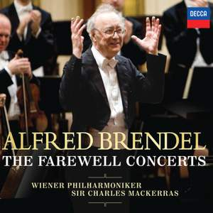Alfred Brendel - The Farewell Concerts Product Image