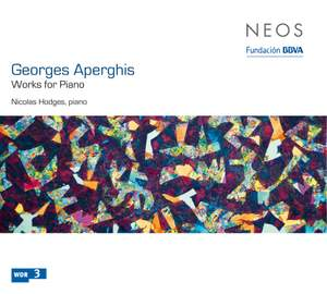 Aperghis - Works for piano Product Image