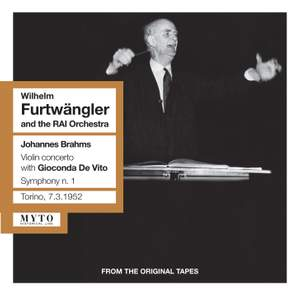 Brahms - Violin Concerto & Symphony No. 1