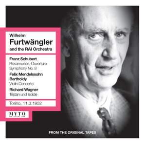 Furtwangler conducts Schubert, Mendelssohn & Wagner