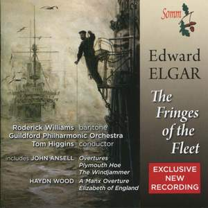 Elgar - The Fringes of the Fleet