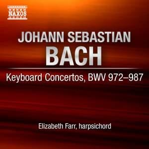Bach - Concertos for Solo Harpsichord (Complete)