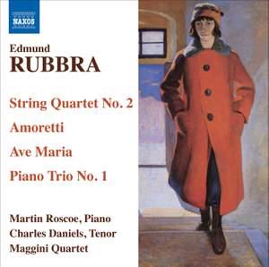 Rubbra: String Quartets Volume 1