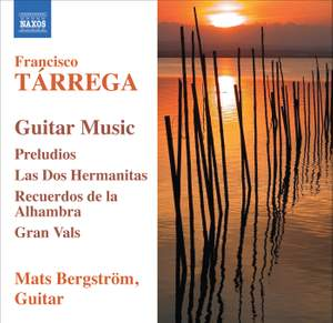 Tárrega - Guitar Music