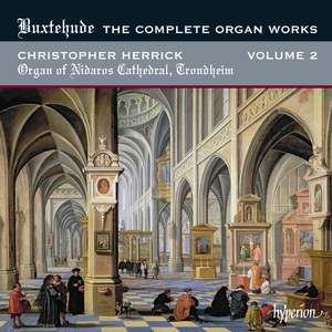 Buxtehude - Complete Organ Works Volume 2 Product Image