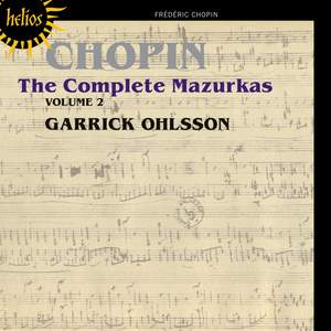 Chopin - The Complete Mazurkas Volume 2 Product Image