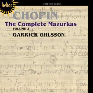 Chopin - The Complete Mazurkas Volume 2