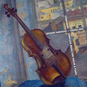 Stravinsky - Complete Music for Violin & Piano Product Image