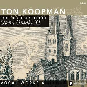 Buxtehude - Vocal Works 4