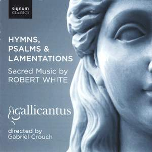 White - Hymns, Psalms and Lamentations Product Image