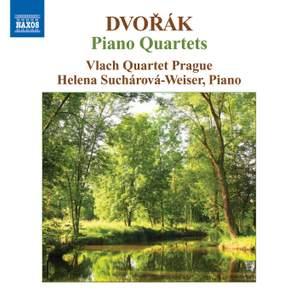 Dvorák - Piano Quartets Nos. 1 & 2 Product Image