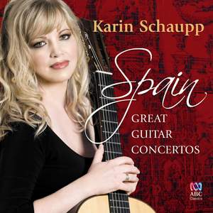 Karin Schaupp plays Great Guitar Concertos Product Image