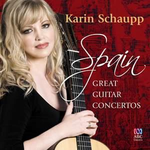 Karin Schaupp plays Great Guitar Concertos