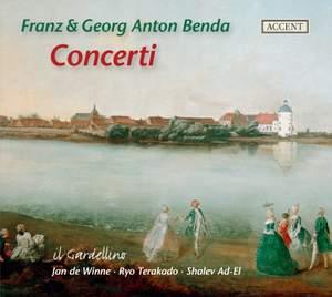 Franz & Georg Benda - Concerti