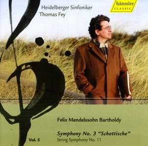 Mendelssohn - Complete Symphonies Volume 5