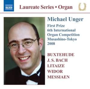 Organ Recital: Michael Unger