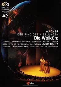 Wagner: Die Walküre (DVD Version)
