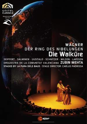 Wagner: Die Walküre (DVD Version)