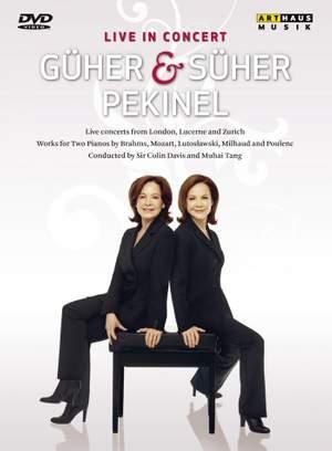 Güher & Süher Pekinel - Live in Concert