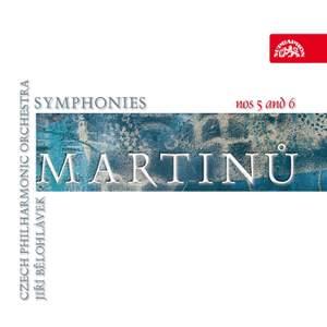 Martinu: Symphonies Nos. 5 & 6