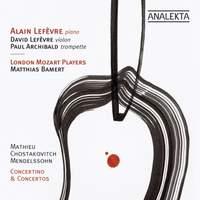 Matthias Bamert conducts Shostakovich & Mendelssohn