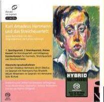 Hartmann: Complete works with String Quartet