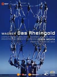 Wagner: Das Rheingold (DVD Version)