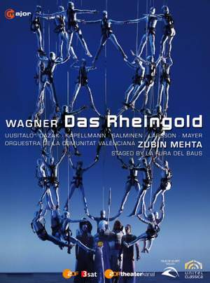 Wagner: Das Rheingold (DVD Version) Product Image