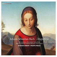Bach - Magnificat BWV243