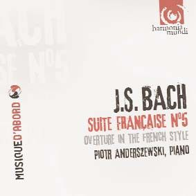 Bach - French Suite No. 5
