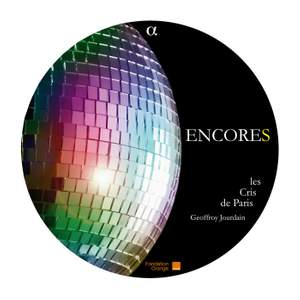 Encores - Songs for a cappella choir